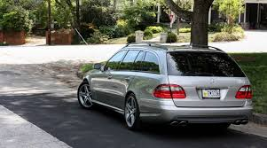 top gear mercedes e63 amg doug s review 2007 mercedes e63 amg wagon the about cars