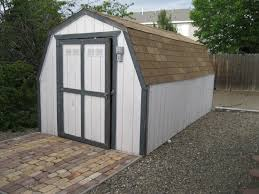 Studio Shed With Bathroom by 4129 Foothill Drive
