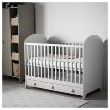 cribs ikea also light grey crib cnatrainingdotcom com