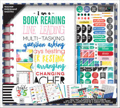 find the create 365 the big happy planner teacher edition box