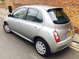 nissan micra petrol mileage 2008 nissan micra acenta 1 2 1 owner genuine low mileage 24k