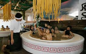 ramen baths spa treatment travel leisure