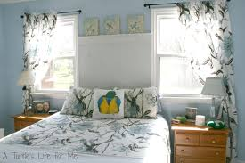 Spring Bedroom Makeover - spring decorating in the bedroom a turtle u0027s life for me