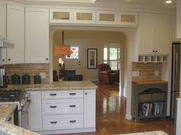 paint kitchen cabinets white before and after how we painted our