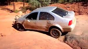 volkswagen rabbit truck lifted rock crawlin the rally jetta youtube