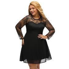 online get cheap red sleeved skater dress aliexpress com