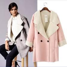 Warm Winter Coats For Women Uk Brand Suede Jacket Warm Winter Jacket Women Slim Detachable Fur