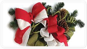 christmas ribbon offray christmas ribbon