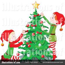 christmas tree clipart 83081 illustration by pushkin