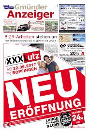 G Stige K Hen Auf Raten Der Gmünder Anzeiger U2013 Kw 25 By Sdz Medien Issuu