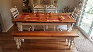 pine dining room furniture reclaimed heart pine dining table and bench album on imgur