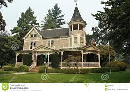beautiful victorian home stock photo image 58393472