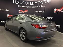 lexus es300h 2016 lexus es300h imported to india for certification motorbeam