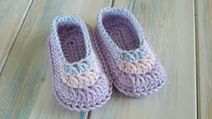 crochet how to crochet simple baby booties yarn scrap friday