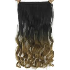 Black To Brown Ombre Hair Extensions by Online Get Cheap Black Ombre Extensions Aliexpress Com Alibaba