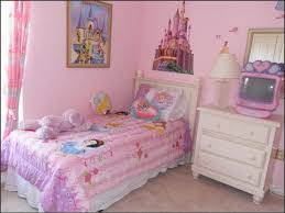 Princess Comforter Full Size Kids Room Girls Bedroom Decoration Ideas Interior Charming