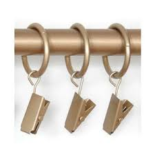 Gold Curtain Rings Curtain Rods And Rings 100 Images Brass Curtain Rings Curtain