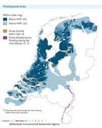 netherlands height map correction wording flood risks for the netherlands in ipcc report