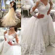 design a wedding dress design sleeve v neck wedding dresses detachable