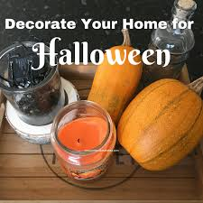 Decorate Your Home For Halloween 5 Ways To Get The House Ready For Halloween Me And B Make Tea