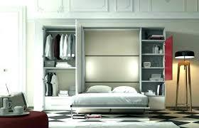 canapé lit escamotable lit escamotable avec canape integre lit escamotable avec rangement