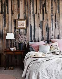 revetement mural chambre revêtement mural bois nos idées tendance pour la déco chambre moderne