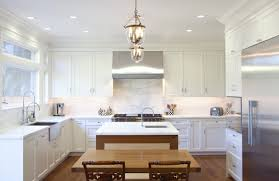 White Shaker Kitchen Cabinets Design Ideas - Shaker white kitchen cabinets
