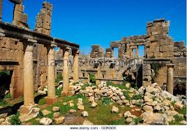Late Antiquity Stock Photos  amp  Late Antiquity Stock Images   Alamy Dead Cities  abandoned settlements in northwest Syria dating from late antiquity Byzantine times