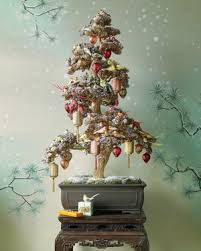 Ideas Decorating Christmas Tree - 28 creative christmas tree decorating ideas martha stewart
