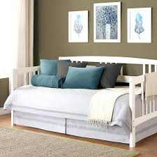 Queen Size Daybed Frame White Daybed Set U2013 Dinesfv Com