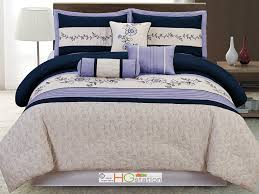 lavender comforters u2013 ease bedding with style
