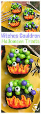 witches cauldron halloween treats kids craft room