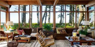 Mid Century Modern Home Designs Warm And Rustic Modern House Organic House Design
