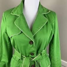 green tulle 79 tulle jackets blazers tulle green button tie
