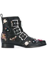 biker boots on sale cheap alexander mcqueen women shoes boots outlet online best