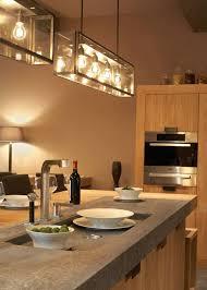 suspension ilot cuisine la cuisine en lumière suspension luminaires et cuisines