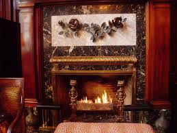 fireplace a the benson hotel portland or sporst flickr