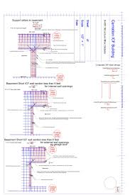 house blueprints structural engineering drawing