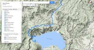 Google Maps Route Maker by Navigation U0026 Routefinding For Bikepacking U2013 Highlux Photography