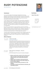 Resume Example Singapore by Ceo U0026 Founder Resume Samples Visualcv Resume Samples Database