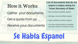 birth certificate archives texas tower 24 hour passport and visa