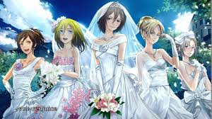 wedding dress anime anime in wedding dresses 84 with anime in wedding