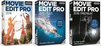 magix announce movie edit pro 2016
