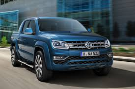 volkswagen truck diesel new 2017 vw amarok on sale now launch prices revealed auto express
