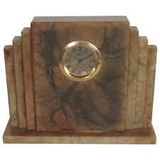 art deco clocks 290 for sale at 1stdibs
