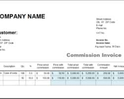 Commission Tracking Spreadsheet Occupyhistoryus Terrific Images About Invoice On Pinterest With