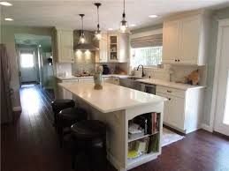 remodeled kitchens ideas a must see tri level remodel evolution of style