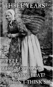 Knitting Meme - the knitting needle and the damage done a few words from your blogger