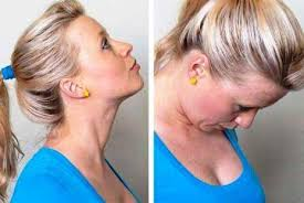 flattering hairstyles for double chins or sagging necks how to get rid of a double chin is there any exercise for facial