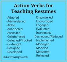 Resume For Teaching Job by Lots Of Info On Employability Skills Career Preparation 1 The